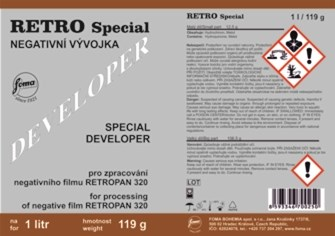 RETRO SPECIAL DEVELOPER
